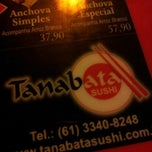 Photo taken at Tanabata Sushi by Celbe B. on 5/31/2013
