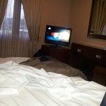 Photo taken at Hotel mazaya bekasi by Achmad L. on 6/24/2013