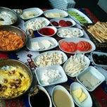 Photo taken at Yalı Cafe & Restaurant by Nil B. on 12/23/2012