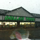 Photo taken at Dollar Tree by Syndie T. on 3/15/2013