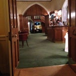 Photo taken at Oakley Court Dining Room by Simon D. on 2/15/2014