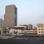 Photo taken at The Centric Ratchada Hotel Bangkok by Julalak K. on 3/19/2014