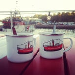 Photo taken at Lightship Relandersgrund by Claudia T. on 10/6/2013