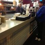 Photo taken at Mickey's Gyros & Ribs by Matt C. on 1/30/2013