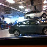 Photo taken at Garcia Honda by Christine J. on 3/9/2013