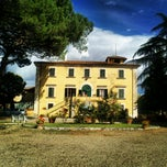 Photo taken at Hotel Villa Belvedere by Linde V. on 7/27/2014
