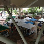Photo taken at World Trade Center Farmers Market by Jeri B. on 6/27/2013