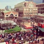 Photo taken at Atlantic Station by Fred N. on 4/6/2013