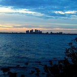Photo taken at Ballast Point Park by Dianna M. on 1/5/2013