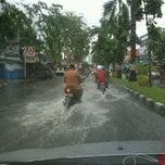 Photo taken at Jalan Kapten Muslim by Ardyan D. on 3/9/2013