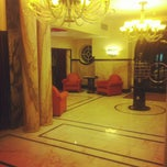 Photo taken at Hotel Britania by Andrei D. on 11/8/2012