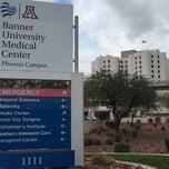 Photo taken at Banner – University Medical Center Phoenix Campus by BannerHealth on 4/2/2015