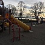 Photo taken at Stanley Park Children's Area by Waleed A. on 1/25/2015