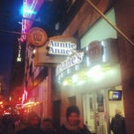 Photo taken at Auntie Anne's by Victor A. on 11/1/2012