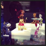 Photo taken at Swarovski, Sandton City by Hans H. on 5/10/2013