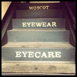 Photo taken at Moscot by Geoffrey F. on 2/11/2012