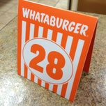Photo taken at Whataburger by Patrick P. on 10/13/2012