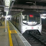 Photo taken at MTR Sha Tin Station 沙田站 by の ぞ. on 2/1/2013