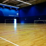 Photo taken at Gryphon Sports Centre by Josh W. on 7/6/2013