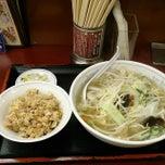 Photo taken at 福しん 中野店 by jyubanmatsuri on 11/23/2013