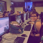 Photo taken at Mineski Infinity by Giann Maryglyn P. on 8/22/2014