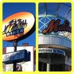 Photo taken at Malibu Diner by David H. on 10/21/2012