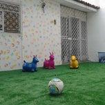 Photo taken at Hotelzinho Tia Tereza by Júlio B. on 4/28/2014