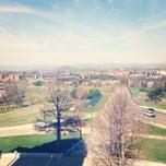 Photo taken at ISAT-CS Building by Ellen K. on 4/10/2014