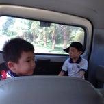 Photo taken at Muara Karang by Nancy . on 4/25/2014