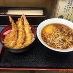 Photo taken at 小諸そば 九段下店 by 工作員 耕. on 12/5/2014