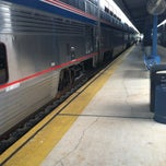 Photo taken at Amtrak Autotrain - Dining Car by Cindi M. on 8/7/2013