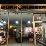 Photo taken at Burn Rubber Sneaker Boutique by Miguel S. on 12/23/2012
