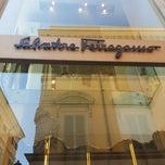 Photo taken at Salvatore Ferragamo by Chris S. on 9/14/2014