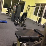 Photo taken at Biscayne Park Gym by Johnny D. on 12/3/2014