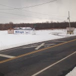 Photo taken at Rouses Point–Lacolle 223 Border Crossing by Anton N. on 3/20/2013