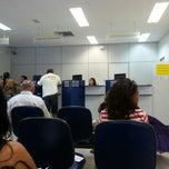 Photo taken at Banco do Brasil by Emanuel G. on 2/21/2013