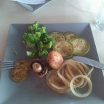 Photo taken at MKC Club Restaurant by Jovana M. on 7/12/2012