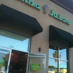 Photo taken at Jamba Juice by Smoke P. on 6/1/2012