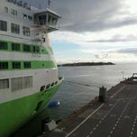 Photo taken at Tallink M/S Star by Rodrigo R. on 10/12/2012