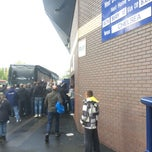 Photo taken at The Hawthorns by Martin H. on 5/18/2015