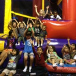 Photo taken at Pump It Up by Nguyen D. on 7/13/2013