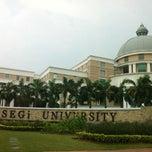 Photo taken at SEGi University by TeyC on 3/29/2013