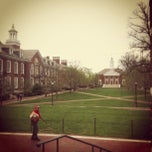 Photo taken at The Johns Hopkins University by Matt M. on 4/19/2013