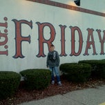Photo taken at TGI Fridays by Phillip O. on 10/27/2012
