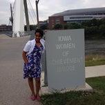 Photo taken at Pedestrian Bridge by Jennifer B. on 8/9/2014