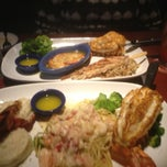 Photo taken at Red Lobster by Ronald S. on 3/30/2013