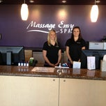 Photo taken at Massage Envy Spa - Terra Nova by Massage E. on 12/4/2013