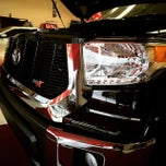 Photo taken at Serra Toyota by asianbama on 2/18/2015