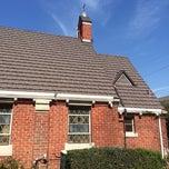 Photo taken at Village Church by Carol 'Red E. on 3/17/2014
