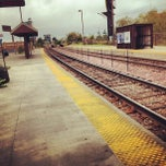 Photo taken at Metra - Clybourn by Ross H. on 9/21/2012